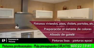 Pintores Fuencarral Madrid