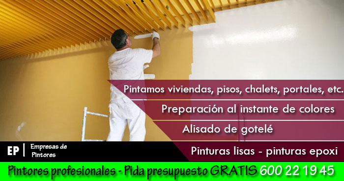 Pintores Puente de Vallecas