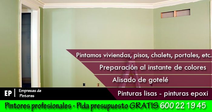 Pintores Usera Madrid