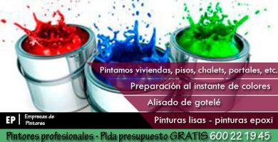 Pintores Galapagar