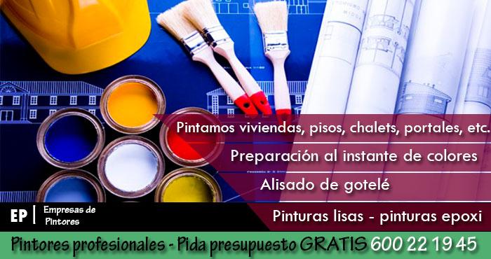 Pintores Villaverde Madrid