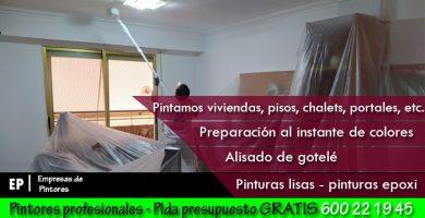 Pintores Barajas Madrid