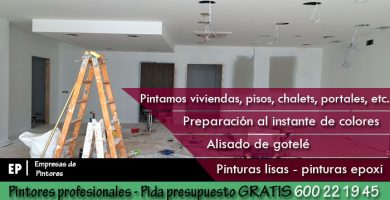 Pintores Hortaleza