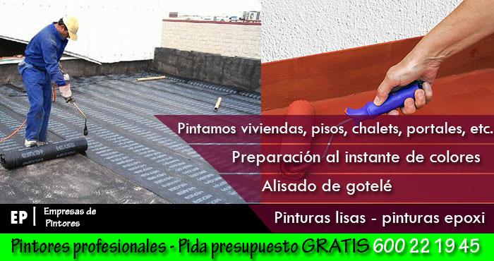 Impermeabilizar terraza